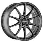 OZ Alloy Wheel Racing Hyper GT Graph, 18x7. 5 5x100 ET46 middle hole 68