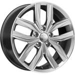 KiK Alloy Wheel KC774 Dark Platinum, 17x7. 0 5x112 ET46 middle hole 66