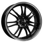DOTZ Alloy Wheel Shift, 17x7. 0 5x112 ET38 middle hole 70