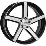 DOTZ Alloy Wheel CP5 Dark, 16x7. 0 4x100 ET45 middle hole 60