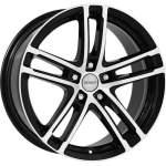 DEZENT Alloy Wheel , 17x7. 5 5x112 ET27 middle hole 66