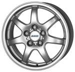 ALUTEC Alloy Wheel 15x7 5x112 ET38 middle hole 70, 1