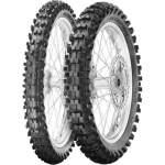PIRELLI moto motorehv SCORPION MX32 MID pehme 70/100-19 Pirelli SCMX32MISO