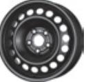 MW 6. 0x15, 5x105, CH 56, 6, ET: 37; wheel steel OPEL ASTRA K 06. 15- CMR