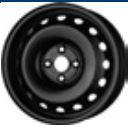 MW 6x15, 4x100, CH 54, ET: 47; диск сталь HYUNDAI I20 11. 14- CMR