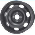 MW 6. 5x16, 4x108, CH 65, ET: 26; wheel steel CITROEN BERLINGO, C4 GRAND