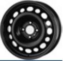 MW 6x16, 4x108, CH 65, ET: 23; wheel steel CITROEN C3 II, C3 III, C3