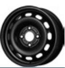 MW 5. 5x14, 4x108, CH 63, 3, ET: 47, 5; wheel steel FORD FIESTA V, FUSION;