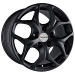 AVUS Valuvelg ACM B2 MATT BLACK, 20x9. 0 ET Keskava 72