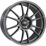 OZ Valuvelg Racing Ultralegg Graph, 18x7. 5 ET Keskava 60