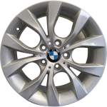 Disks WSP Valuvelg BMW OE Wheel 7620, 17x7. 5 5x120 ET34 Keskava 72