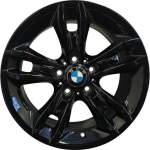 Disks WSP Valuvelg BMW OE Wheel 7661, 17x7. 5 5x120 ET34 Keskava 72