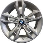 Disks WSP Valuvelg BMW OE velg 7662, 17x7. 5 5x120 ET34 Keskava 72