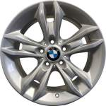 Disks WSP Valuvelg BMW OE Wheel 7662, 17x7. 5 5x120 ET34 Keskava 72