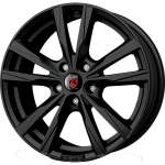 MOMO Valuvelg Reds K2 HD Matt Black, 16x6. 5 ET Keskava 72