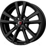 MOMO Alloy Wheel Reds K2 HD Matt Black, 17x7. 5 ET middle hole 72