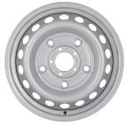 KRONPRINZ 6Jx15 H2; 5x160x65; ET 60; Plekkvelg: Ford Transit Custom 12/12-;