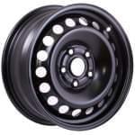 KRONPRINZ 6, 50Jx16; 5x114, 3x66; ET 40; steel wheel: Nissan Qashqai 02/07-