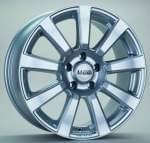 MAGMA 6, 00x15 5x114, 3 ET45 alloy wheel Interio ( color: silver)
