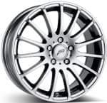 AEZ 7x17 5x114, 3 ET40 alloy wheel Xylo