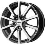 Carwel Alloy Wheel Centaur Black Pol, 17x7. 0 5x114. 3 ET50 middle hole 67