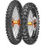 METZELER moto tyre for bicycle Metzeler MC360 MidSoft 90/90-21 METZ MC360
