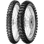 PIRELLI moto motorehv SCORPION MX32 MID pehme 90/100-14 Pirelli SC MX MS