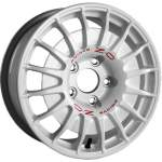 OZ Valuvelg Racing Rally Terra wht, 15x7. 0 ET Keskava 67