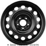 KRONPRINZ 7Jx16 H2; 5x108x65; ET 47; Plekkvelg: Peugeot 508 03/11-