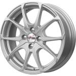Carwel Alloy Wheel iFree Takeshi Silver, 16x6. 0 ET middle hole 60