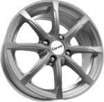 Carwel Alloy Wheel Beta Silver, 15x6. 0 ET middle hole 67