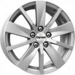 Carwel Alloy Wheel Imles Silver, 15x6. 0 ET middle hole 57