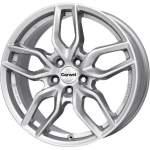 Carwel Alloy Wheel Epsilon Silver, 16x6. 5 5x112 ET46 middle hole 57
