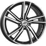 AEZ Alloy Wheel North dark, 18x8. 0 5x108 ET42 middle hole 63