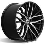 AEZ Alloy Wheel Panama dark, 19x7. 5 5x112 ET32 middle hole 66