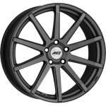 AEZ Alloy Wheel Straight Dark, 18x8. 0 5x108 ET45 middle hole 70