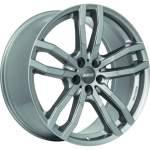 ALUTEC Alloy Wheel DriveX Grey, 19x8. 5 5x108 ET40 middle hole 63