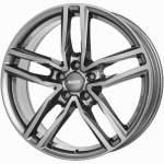 ALUTEC Alloy Wheel Ikenu Grey, 19x8. 0 5x108 ET45 middle hole 63
