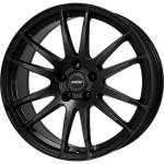 ALUTEC Valuvelg Monstr Black, 16x6. 5 5x108 ET50 Keskava 63