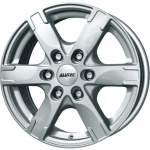 ALUTEC Литой диск Titan Silver, 17x7. 5 ET центральное