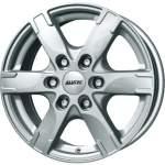 ALUTEC Литой диск Titan Silver, 16x7. 0 ET центральное