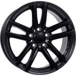 ALUTEC Valuvelg X10 racing-black, 170x8. 0 5x120 ET30 Keskava 72