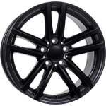 ALUTEC Литой диск X10 racing- черный, 17x7. 0 5x120 ET50