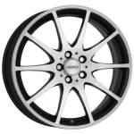 DEZENT Alloy Wheel TI Dark, 15x6. 0 4x100 ET38 middle hole 60