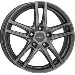 DEZENT Alloy Wheel TZ Graphite, 16x7. 0 5x112 ET32 middle hole 66