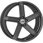 DOTZ Alloy Wheel CP5 Graphite, 17x7. 0 5x100 ET38 middle hole 60