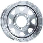 DOTZ Литой диск Dakar, 15x6. 0 5x139. 7 ET0
