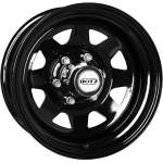 DOTZ Alloy Wheel Dakar dark, 16x7. 0 6x139. 7 ET13
