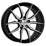 DOTZ Alloy Wheel Misano dark, 18x8. 0 5x108 ET45 middle hole 70