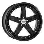 DOTZ Valuvelg SP5 Black Edition, 18x8. 0 5x112 ET35 Keskava 70